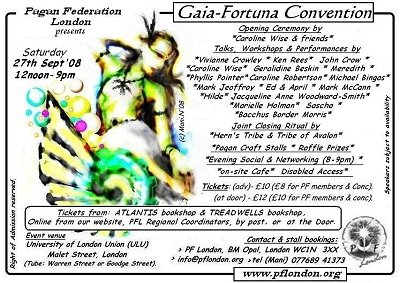 Gaia-Fortuna-convention September 2008
